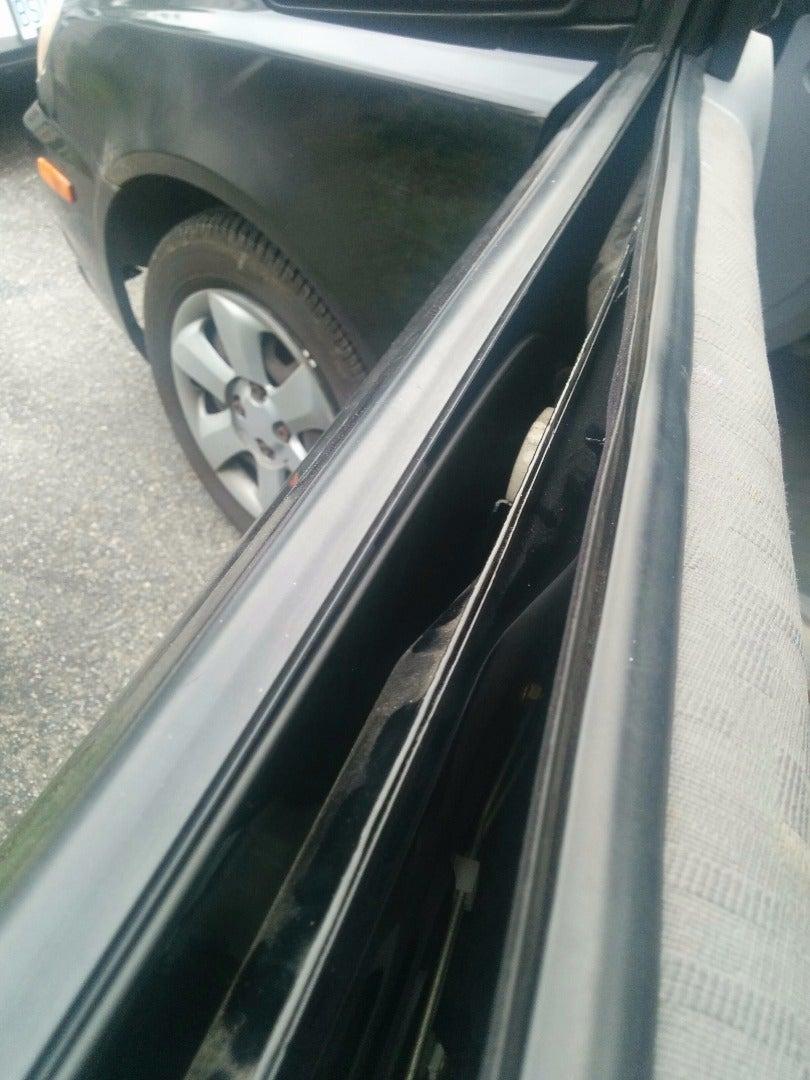 Removing Inside Door Panel