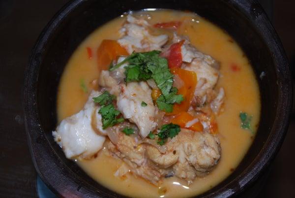 Caldillo De Congrio (Traditional Chilean Fish Stew)