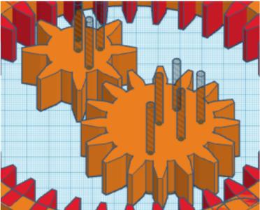 Designing the Spirograph