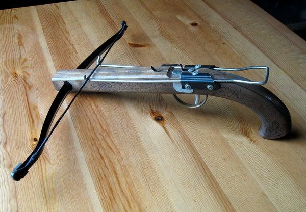 Antique Pistol Crossbow