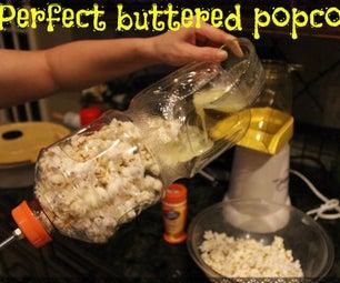Perfect Butta' Popcorn!