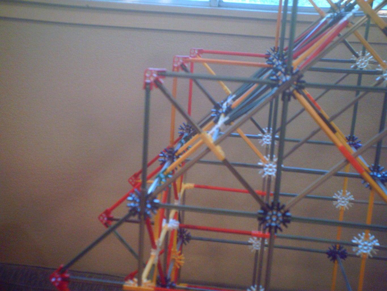 Knex Giant Rolling Wheel