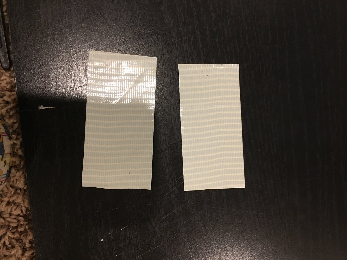 Making the Card Holder