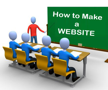 How to Create Your Own Free Website by Using Free Website Builders