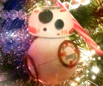 BB-8 Droid Ornament