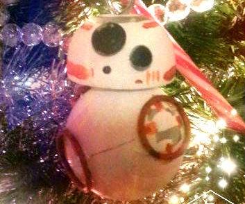 BB-8 Droid Ornament