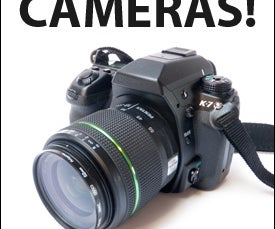 The Weekly Challenge: Cameras