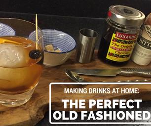 在家里喝酒:完美的旧式