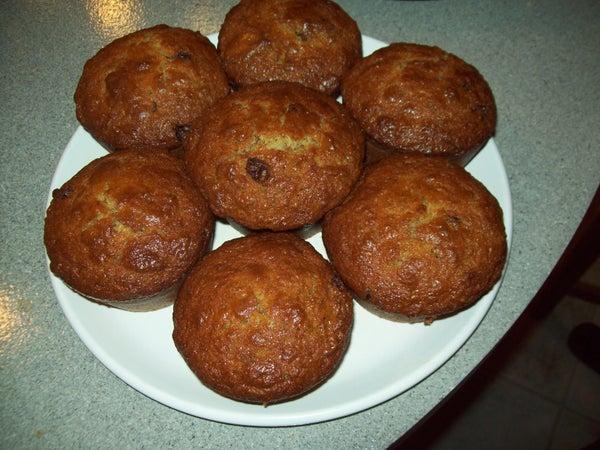 Nana's Easy Bran Muffins