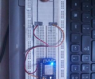 DIY Touch Sensor/Switch ESP8266 | Node MCU
