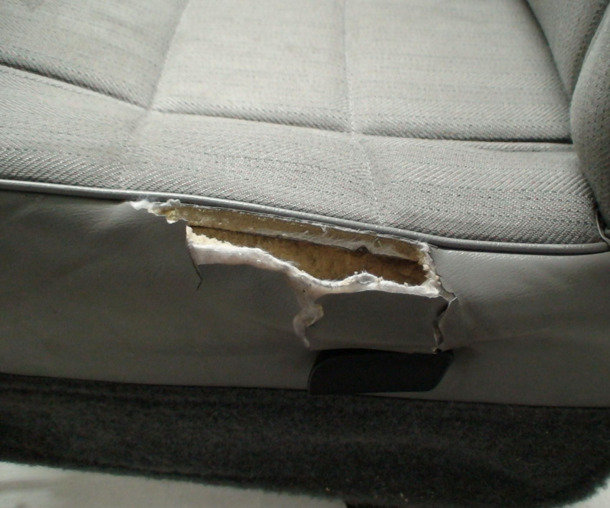 Automotive Seat Repair