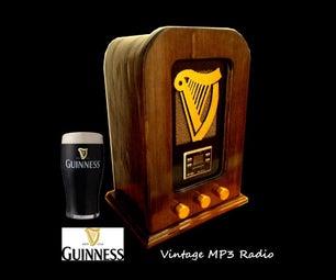 Guinness Themed MP3 Radio
