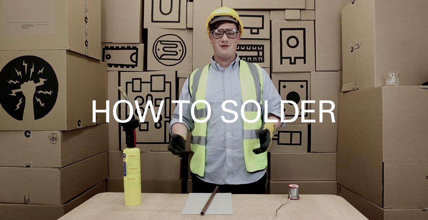 How to solder & desolder