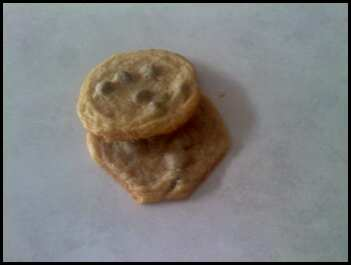 Chocolate chip cookies for dummies