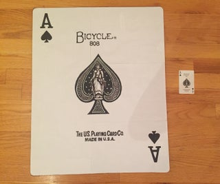 Super Sized Playing Card