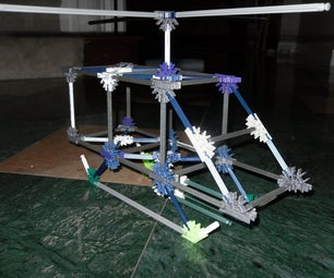 Knex Army Helicopter
