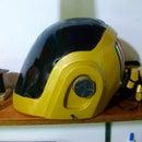 Como fazer um capacete básico com pepakura