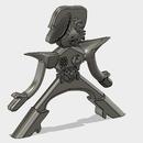 3D Printed Mettaton ex