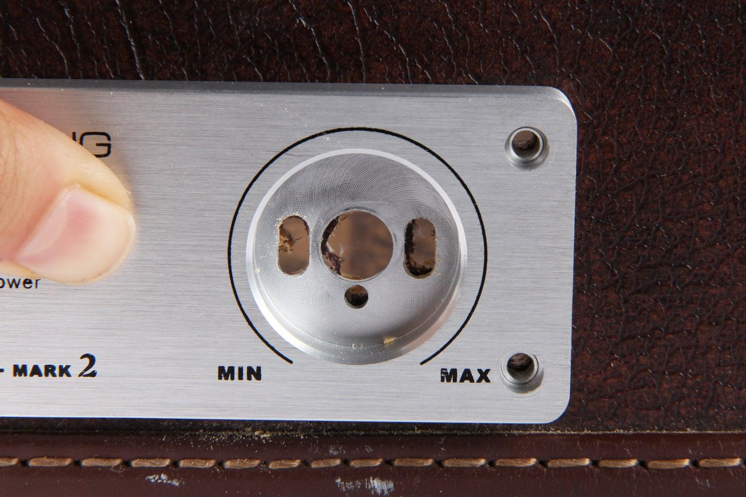 Mount Amplifier