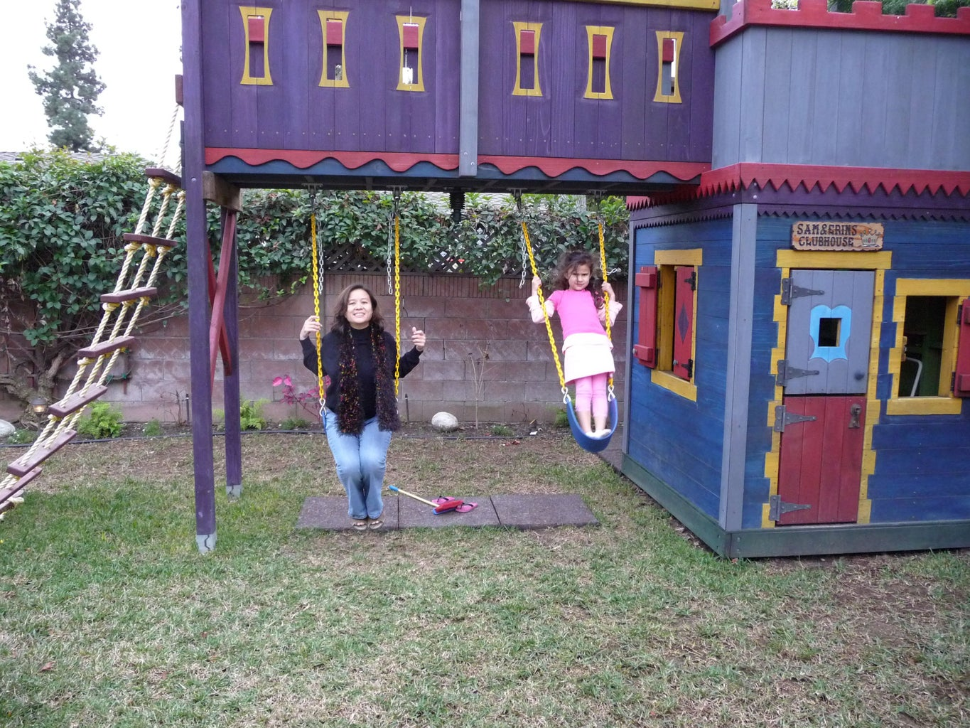 Clubhouse - Fort - Castle - No Adults Allowed!!