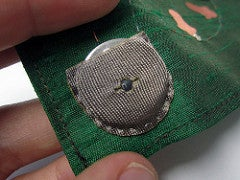 Lasercut Stretchy Battery Pocket