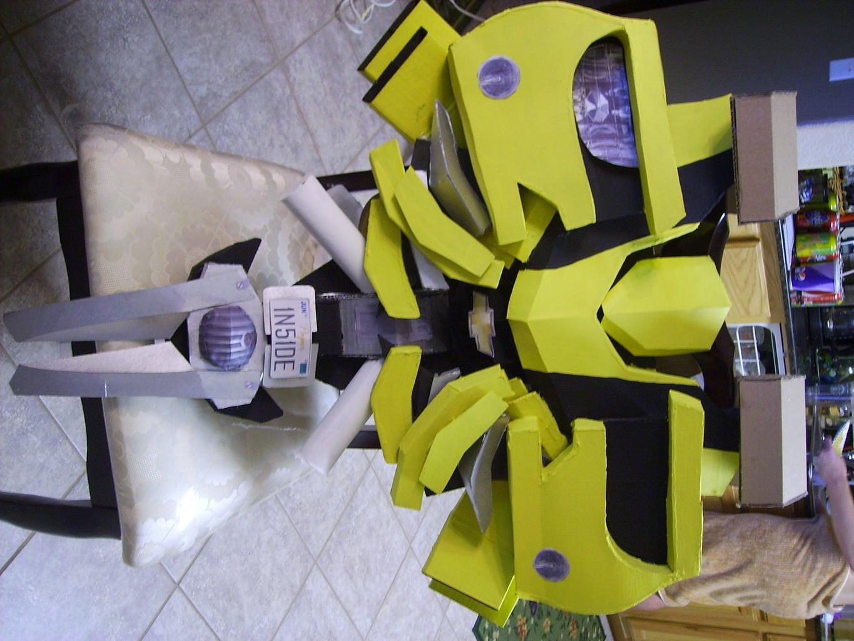 Bumble Bee Transformer