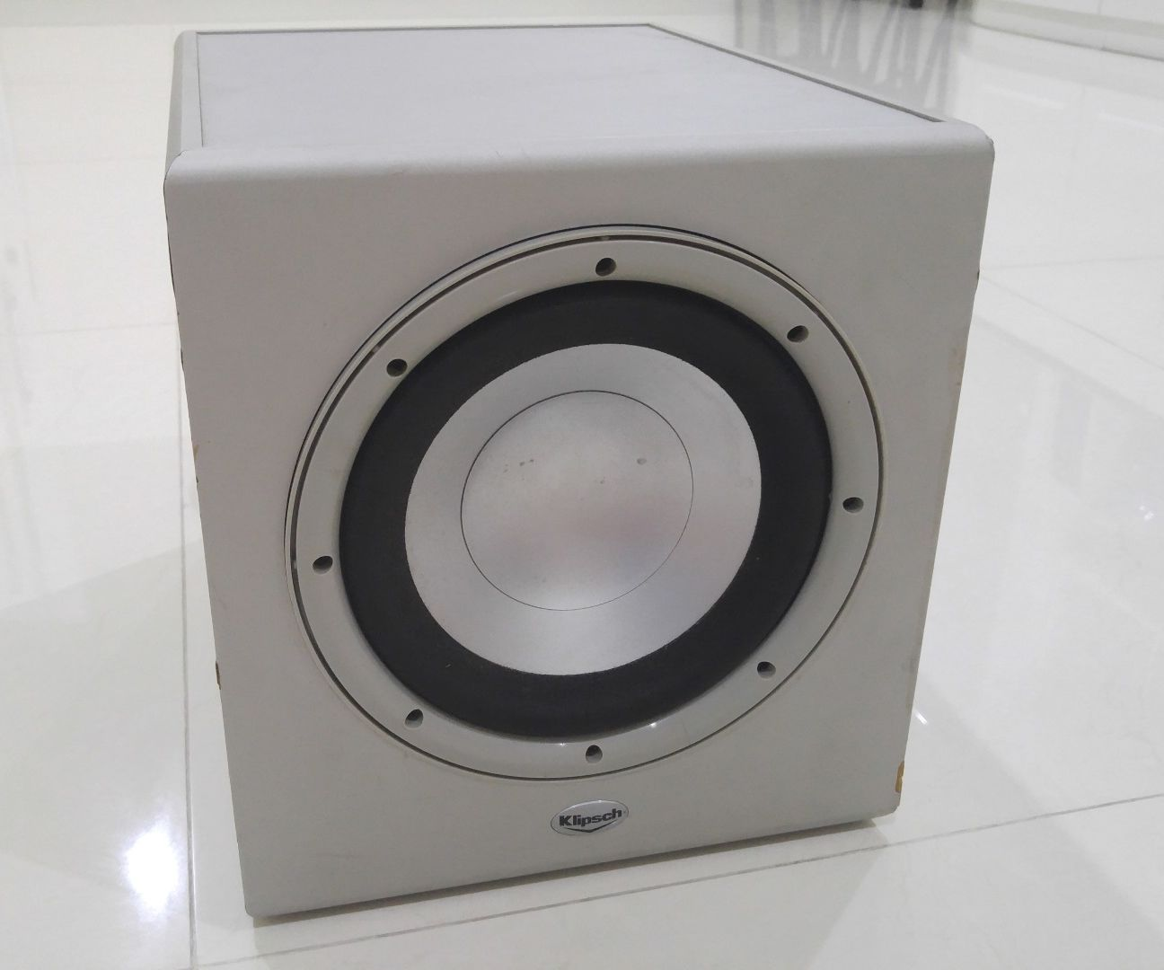 More BASS for your PC Speakers!