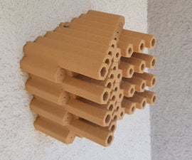 Hexagon Insect Hotel