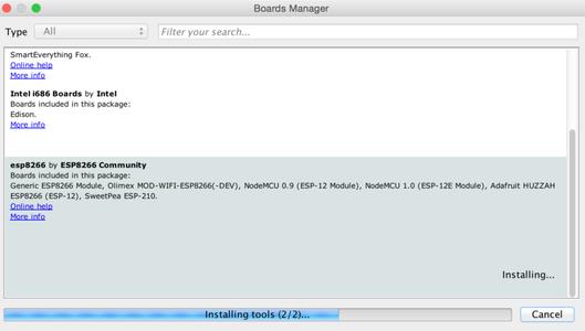 Prepare Arduino IDE