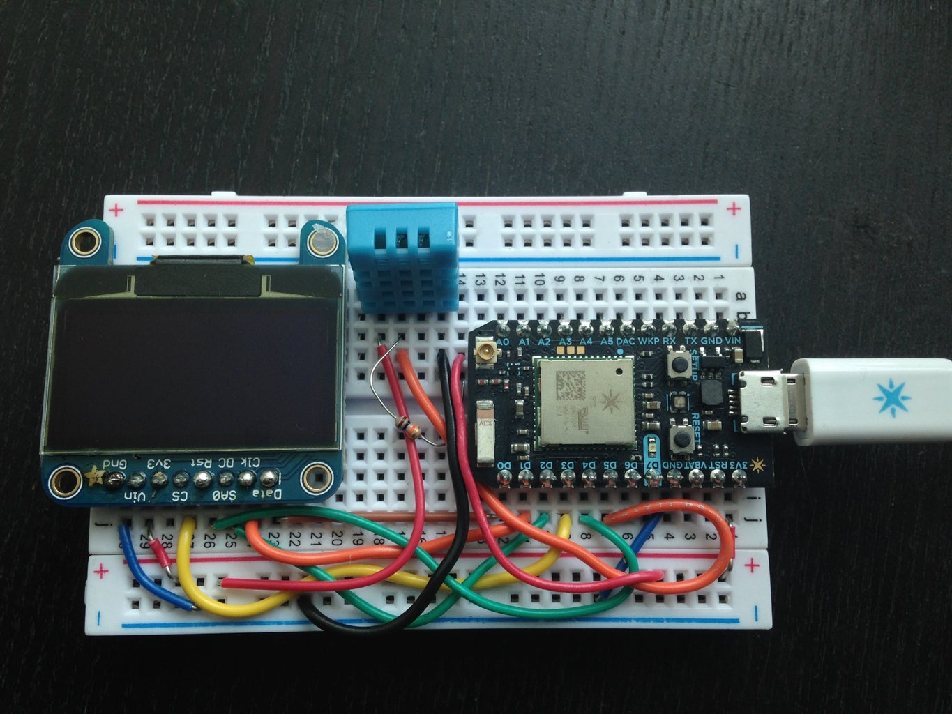 Putting the Circuit Together