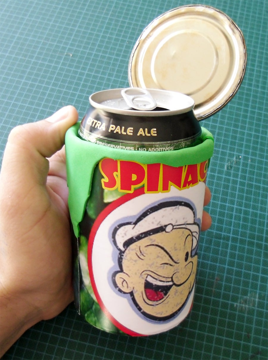 Spinach Can - Part 1
