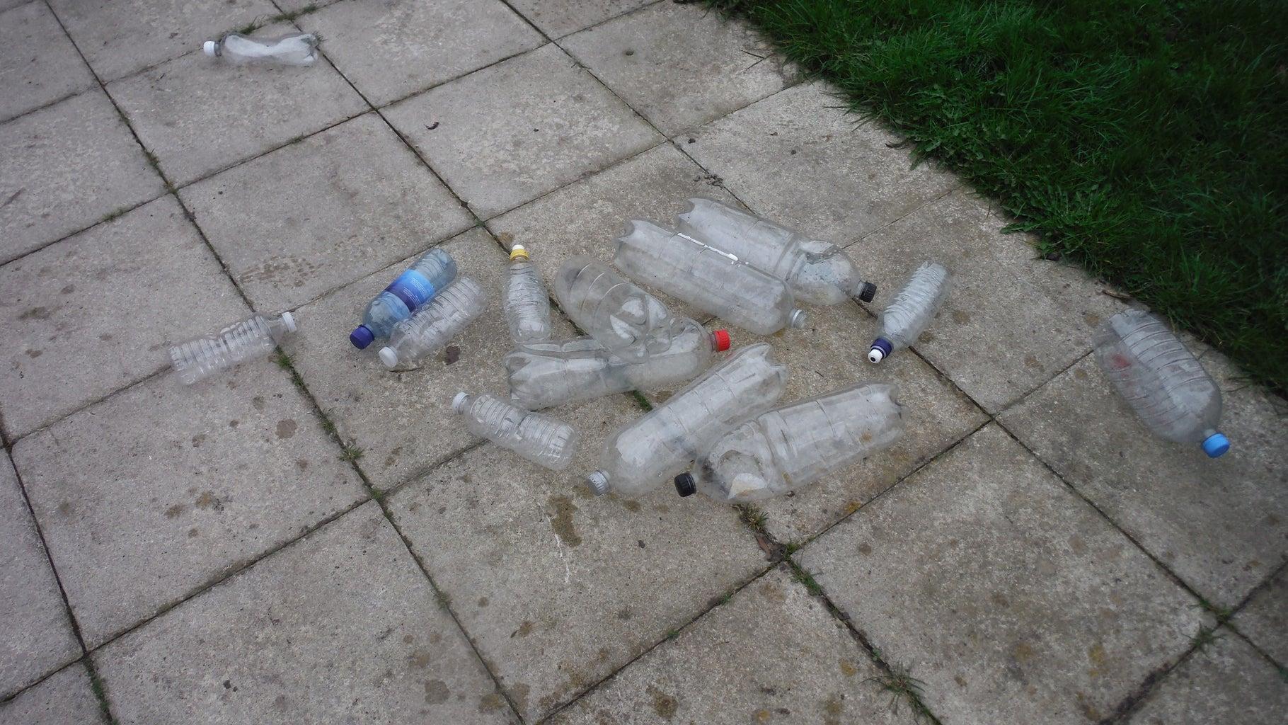 Sticking the Bottles Together