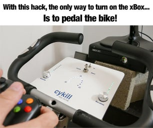 Cykill – a Bike Powered Gaming Console