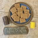 纹理滚子 - 用于饼干或粘土