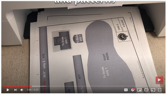 Print Instructions