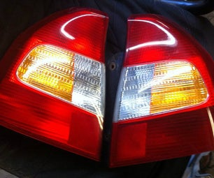 Simple DIY Headlight and Taillight Polishing