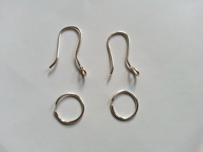 Completing the Earrings