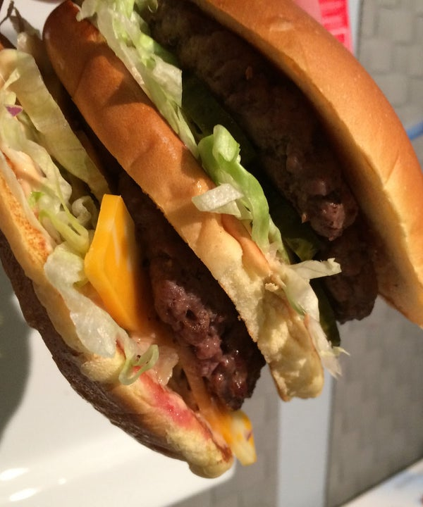 Big Mac - Homemade Burger Glory