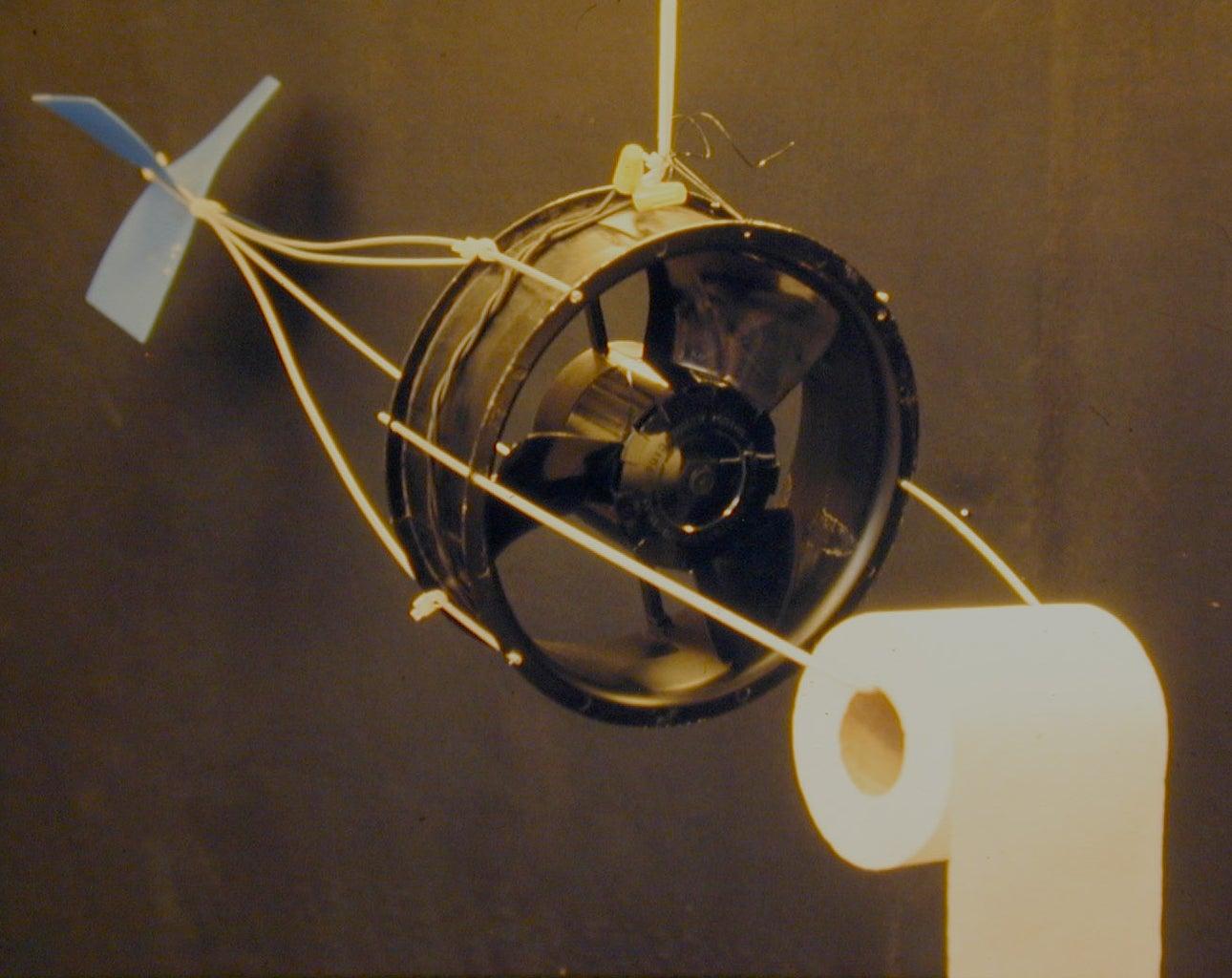 Flying Fan
