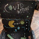 Cardboard Pinball, Covid Killer