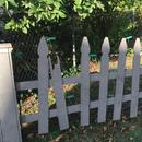 Spooky Fence - Halloween Prop