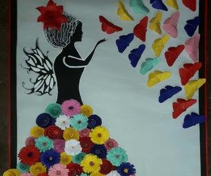Flowery Fairy Room Decor