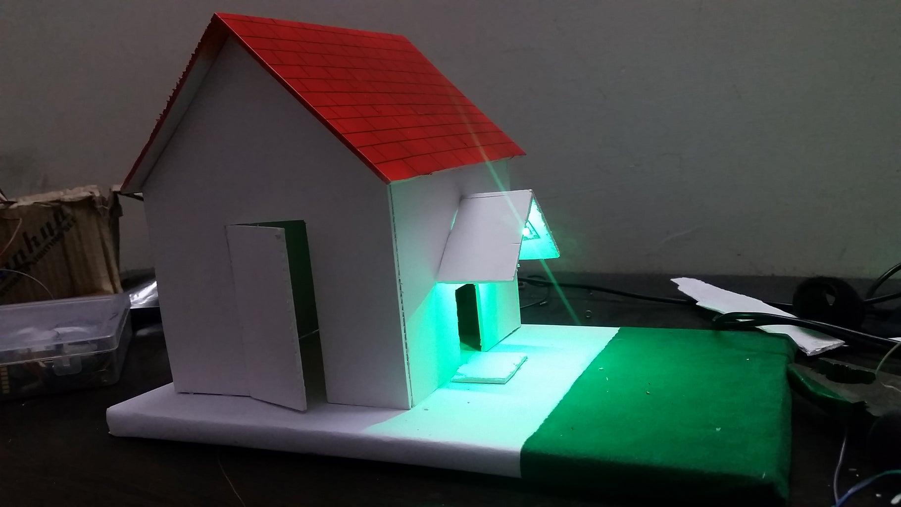 Small Sensor House