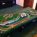 Taking your HO scale slot car track to the next level cheaply
