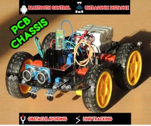 4WD SMART ROBOT CAR