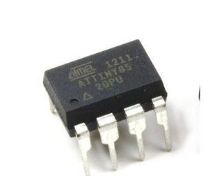 ATTiny85 Imazing and Simple Way to Control AC Lamp