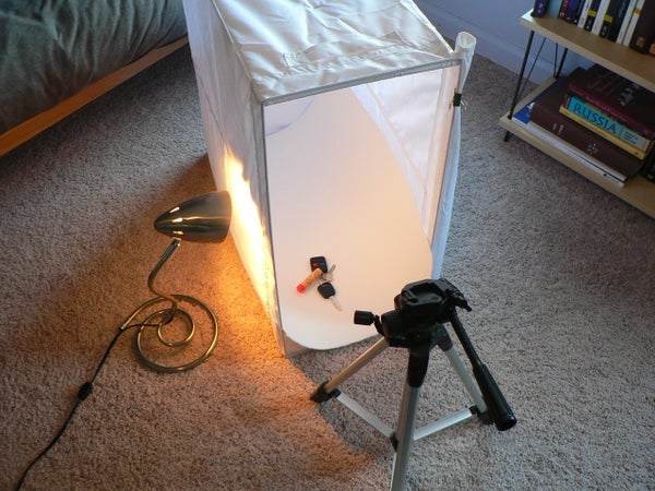 Hamper Light Box