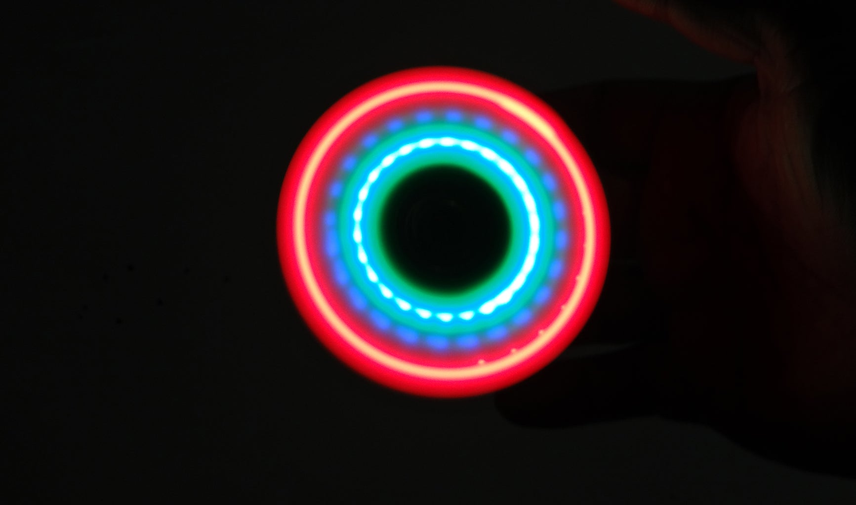 LED Fidget Spinner - How to Increase Spinning Time?