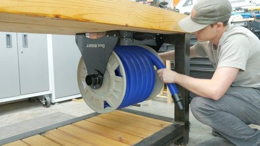 Adding a Hose Reel