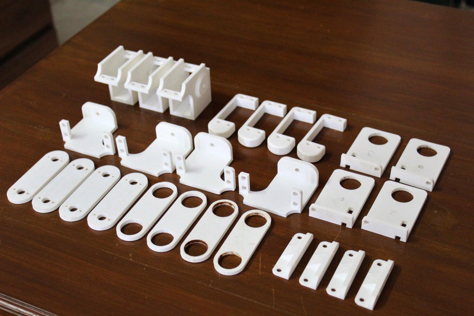 Digitally Fabricated Parts